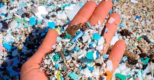 О пластике…